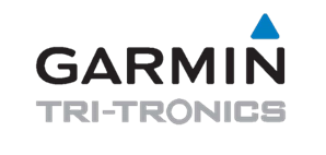 Logo for Garmin.